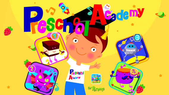 Preschool Academy Educational App