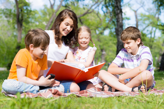 7 Summer Family Acitivities with Children